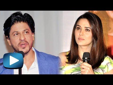 Shah Rukh Khan Reacts on Preity Zinta Ness Wadia Case - क्या देंगे शाहरुख़ प्रीती का साथ