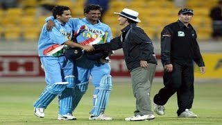Yuvraj Singh and Zaheer Khan Match Winning Partnership vs New Zealand | VICTORY FROM JAWS OF DEFEAT