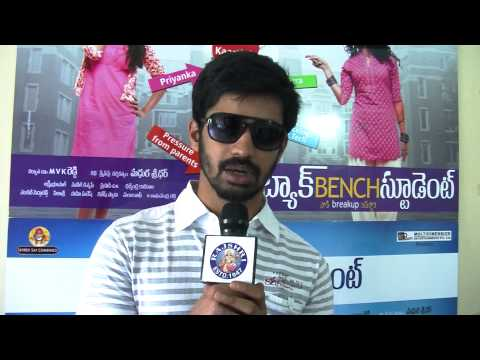 Watch Backbench Student's Mahat Raghavendra Interview