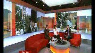 BBC Breakfast Interview With Simon Woods - Cranford