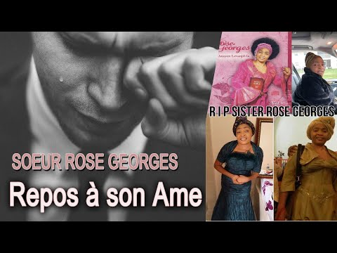 Reyalite sou maladi Sr Rose Georges