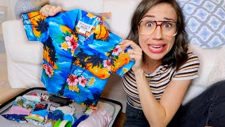 EVERYTHING I PACKED FOR A BABY IN HAWAII!