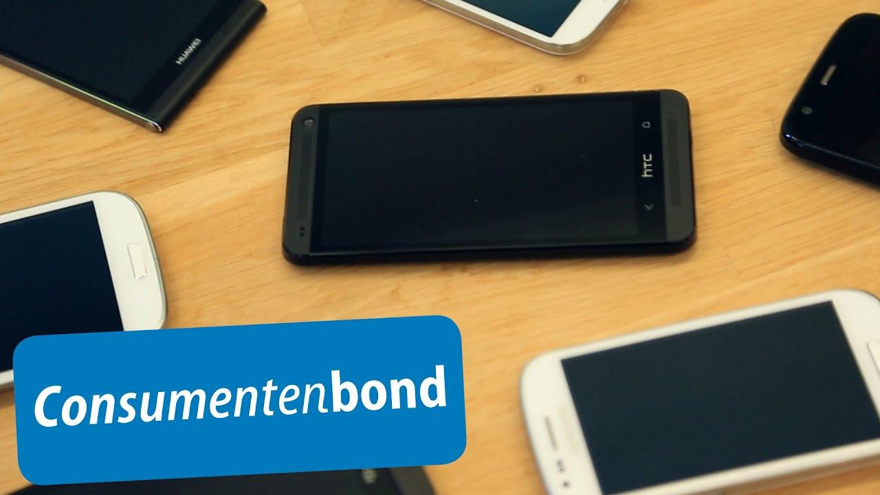 Mobiele telefoons - Kooptips (Consumentenbond) - YouTube
