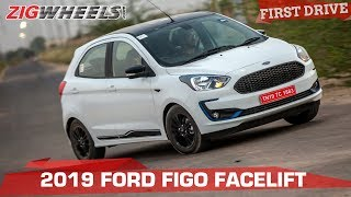2019 Ford Figo Facelift Review - 5 Things To Know   ZigWheels.com