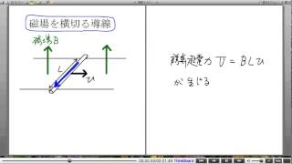 高校物理解説講義:「電磁誘導」講義5