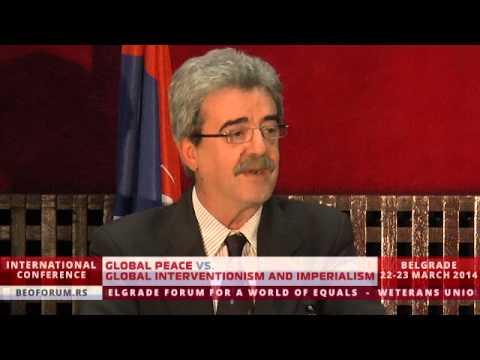 MOMIR BULATOVIĆ  (MONTENEGRO ) - (Global Peace vs. Global Interventionism and Imperialism)
