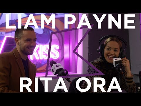 Liam Payne & Rita Ora Talk Fifty Shades Role Play and more!