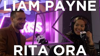 Download Lagu Liam Payne & Rita Ora Talk Fifty Shades Role Play and more! Gratis STAFABAND