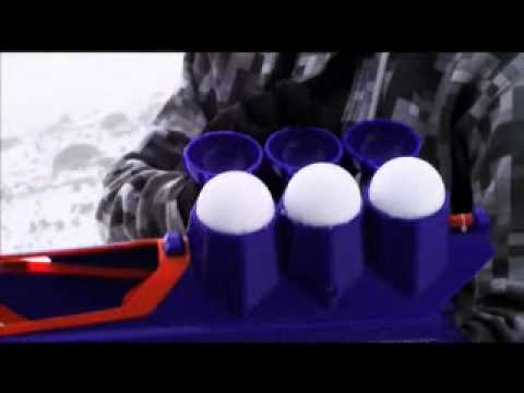 SnowBall Blaster™ Commercial