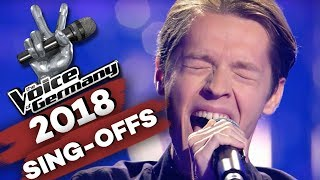 Rihanna - Stay ft. Mikky Ekko (Benjamin Dolic) | The Voice of Germany | Sing-Offs