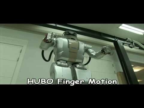 HUBO 2 is a shiny show-off