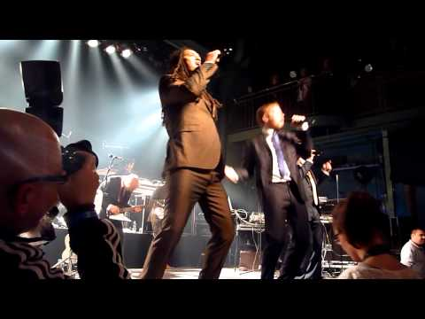 Seeed Hamburg Grünspan 10.10.12 Secret Gig- Beautiful HD