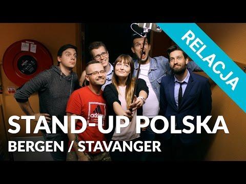 W Trasie Ze Stand-up Polska: Bergen, Stavanger, Oslo