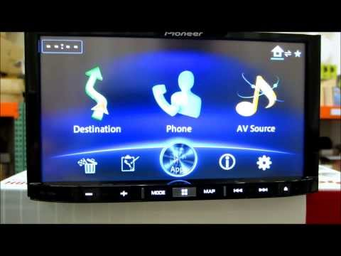 2014 Pioneer AVIC-Z150BH Review