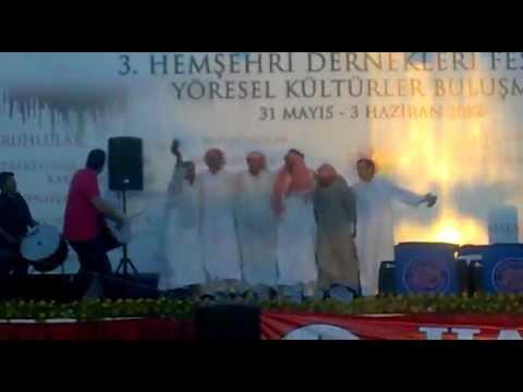 hazale köyleri yardımlaşma dernegi  3.hemşeriler dernek festivali