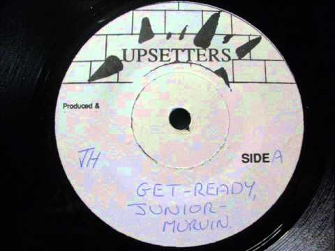 Get ready / version - Junior Murvin / Upsetters - Black Ark