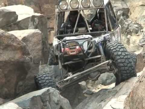 FOX RACING SHOX: 2008 King of Hammers Video