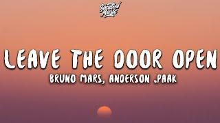 Download lagu Bruno Mars, Anderson .Paak - Leave The Door Open (Lyrics)