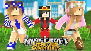 LITTLE KELLY'S STEP MOM IS CRAZY!!! - Minecraft Little Club Adventures