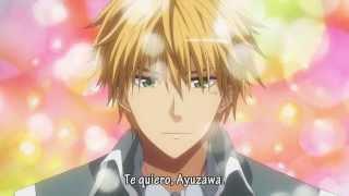 Kaichou wa Maid sama capitulo 26 sub español HD) [Final]