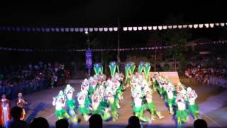 5th Sampaguita Festival 2016 Cluster 6 Street Dance 2