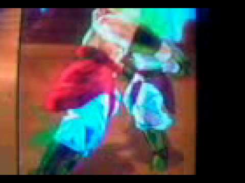 Dragon Ball Z. PARODIA 4 XXX. La fantasia de Broly.3gp