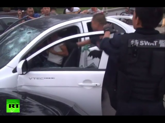 Chinese Breaking Bad: Police bust meth maker in broad daylight