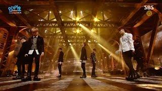 iKON APOLOGY 1129 SBS Inkigayo NO 1 OF THE WEEK