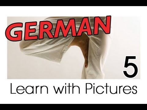 Learn German - Body Parts Vocabulary