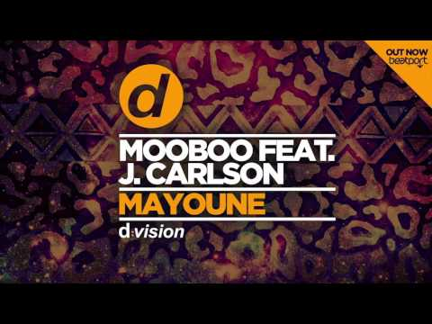 Mooboo feat. J. Carlson - Mayoune [Cover Art]