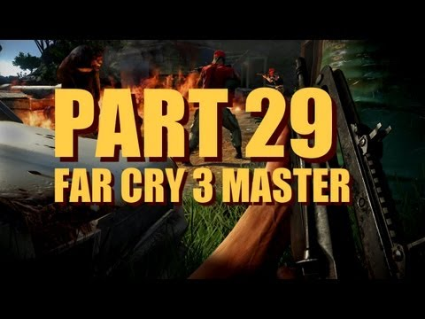 Far Cry 3 Walkthrough Master Difficulty - Part 29 - Cradle Gas Outpost + How to Carry 96 Items!