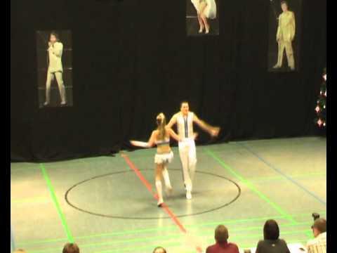 Nathali Kurzaj & Marvin Klusch - Sinter Claas Cup 2011