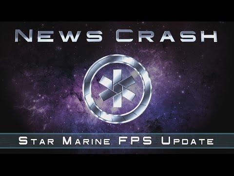 Star Citizen NewsCrash #0016 - Star Marine FPS Update [Deutsch/German]