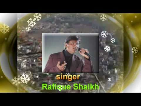 Gaarva a marathi song in my voice..(Rafique Shaikh)