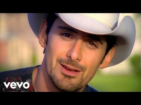 Brad Paisley – Welcome To The Future