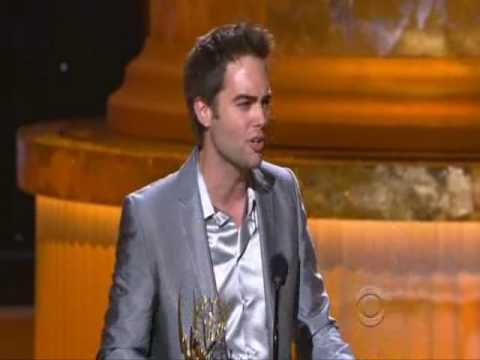 DREW TYLER BELL WINS EMMY FOR OUTSTANDING YOUNGER ACTOR-June 27th 2010!