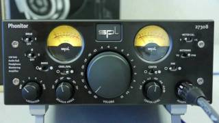 SPL Phonitor - Headphone Monitoring Amplifier - Head-Fi TV, Episode 009