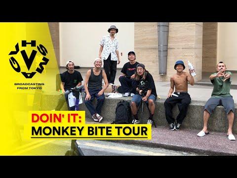 DOIN' IT - MONKEY BITE TOUR [VHSMAG]