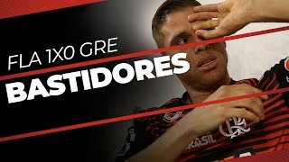 BASTIDORES | FLAMENGO 1X0 GRÊMIO - COPA DO BRASIL 2018