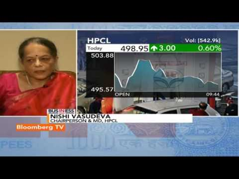 In Business- Diesel Under-Recoveries Have Reduced: HPCL