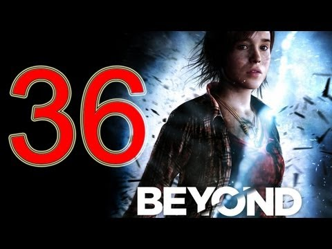 Beyond Two Souls FINAL MISSION Final BOSS Walkthrough part 36 No Commentary Gameplay Let's play