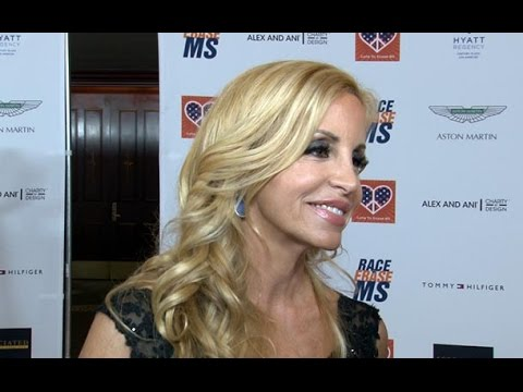 Bravo Star Camille Grammer Represents at Race to Erase MS, Lends Support to Kim Richards