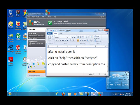 how to download avg 2012 for free.wmv