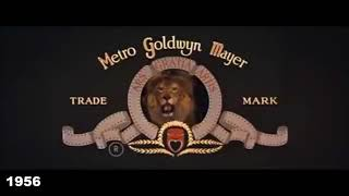 Updated MGM Logo History (1916-2017)