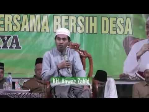 Pengajian Lucu Kh.anwar Zahid 2015 Terbaru ( Bahasa Indonesia Campur ) video