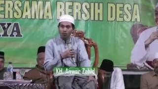 Ceramah lucu KH.Anwar Zahid terbaru ( Bahasa indonesia campur + subtitle indo)