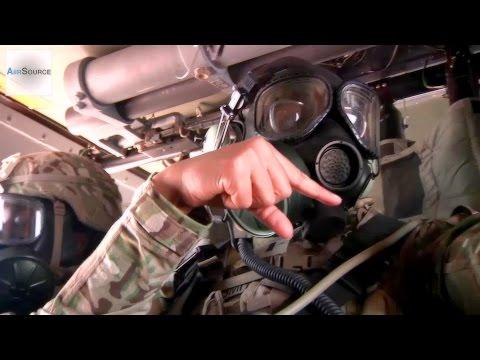 United States Army - Aerial Radiological Survey Training. UH-60 Black Hawks.