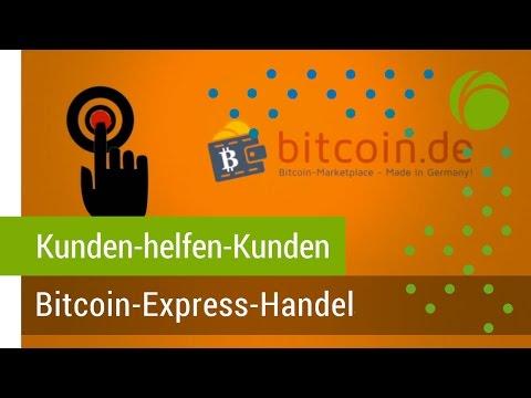Bitcoin-Express-Handel Leicht Gemacht - Fidor Bank