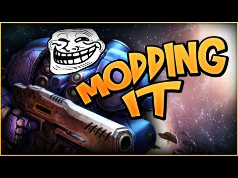 Modding it - Part 1 - An Introduction to Trollobattles