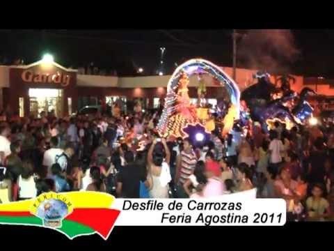 FERIA AGOSTINA 2011,DESFILE DE CARROZAS 2011-2.mpg